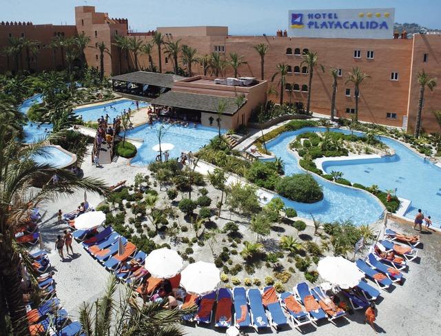 Club Eldorador Playa Calida
