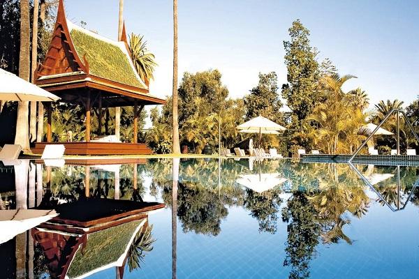 H�tel The Botanico & The Oriental Spa Garden