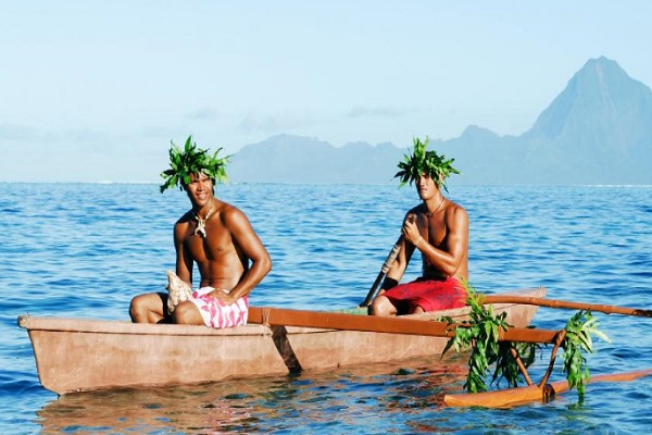 Tahiti - Moorea - Bora Bora en Pensions de Charme