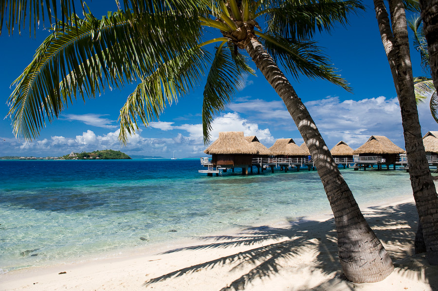 Tahiti - Moorea - Huahine - Bora Bora : Entre Luxe & Charme