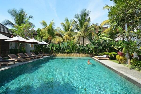 Combin� Bali - Ubud / Sanur