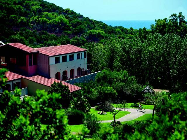 Hôtel Parco Torre Chia