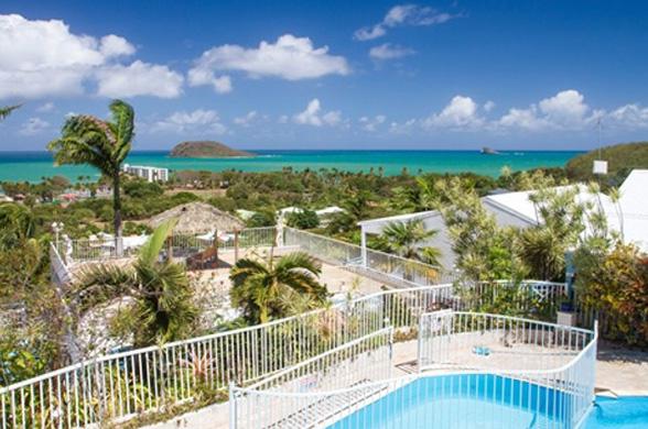 Caraïbes Bonheur - hébergement seul
