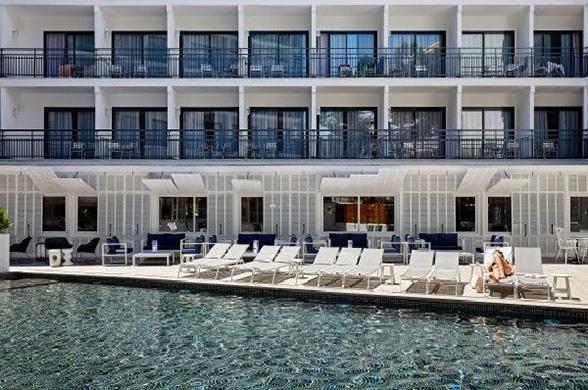 Hôtel Delamar (Adult Only)