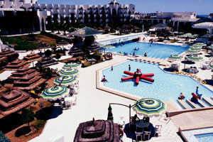 H�tel NAHRAWESS THALASSO RESORT & WATERPARK