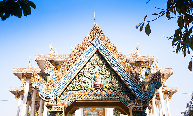 circuit Cambodge Regard Sur Le Cambodge + Kep -