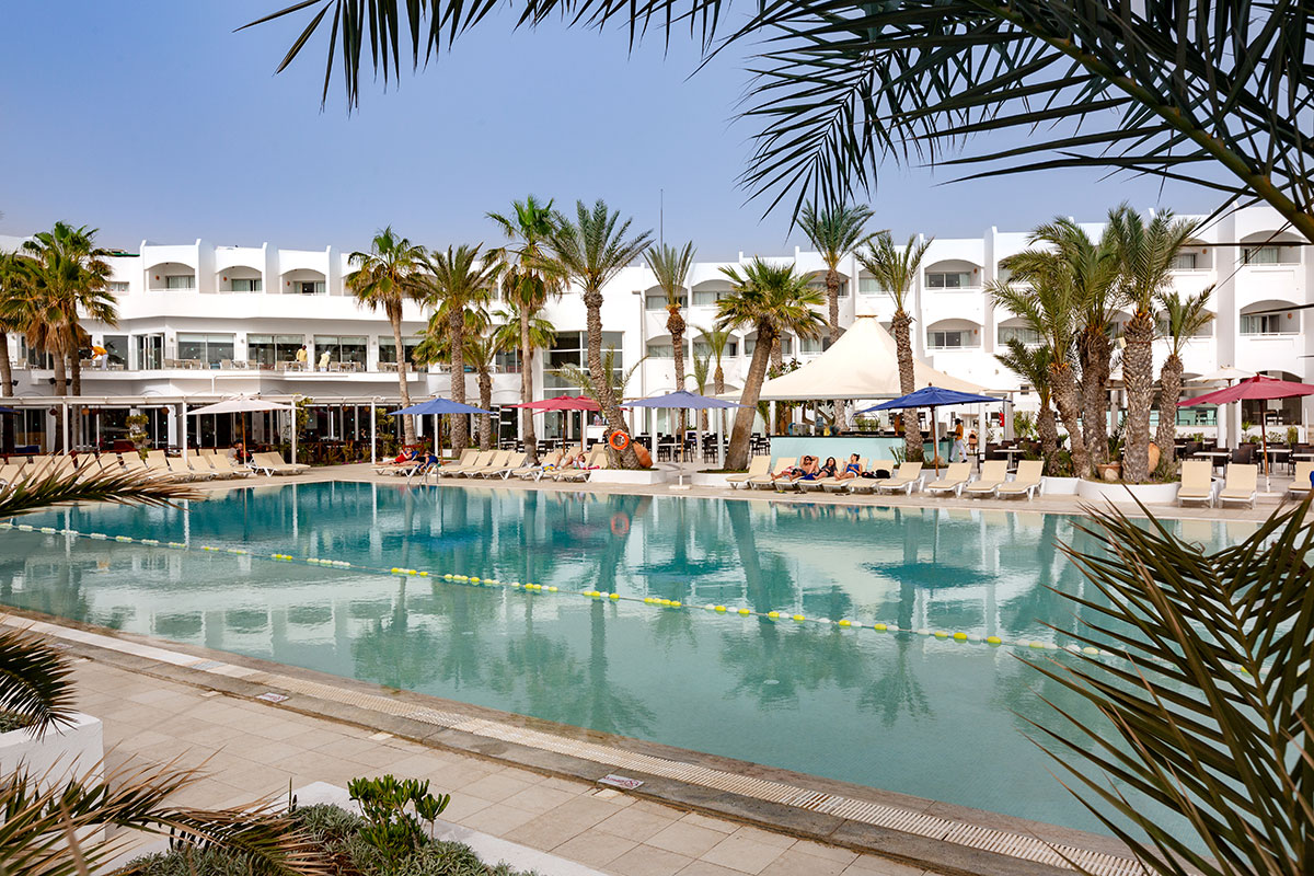 sejour Tunisie Club Marmara Palm Beach Djerba - Lyon